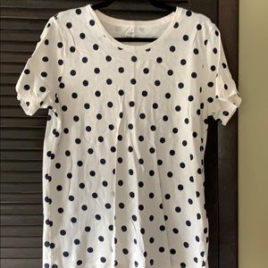 J crew collection T-shirt